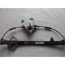 Máquina Elevador Vidro Manual Mecânica Gol Parati G3 G4 Td