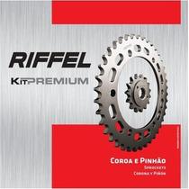 Kit Coroa Pinhao Cbx 750 45x16 Riffel 1045