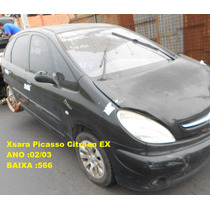 Coletor Escape Xsara Picasso Citroen 02/03