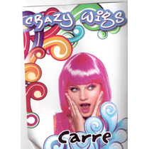 Fantasia Halloween Carnaval Festas Peruca Curta Chanel !!!