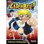 Dvds Originais Zatchbel Volumes 1 Ao 6 (6 Dvds)