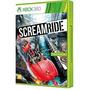 Screamride Xbox 360 - Mídia Física