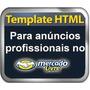 71 Template Editavel Html P Anuncio Merc. Livre Profissional