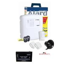 Sistema De Alarme Residencial Alard Max 1 Completo