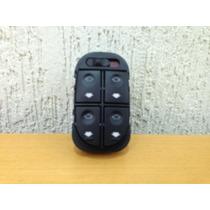 Interruptor Botão Vidro Eletrico Escort