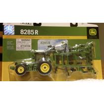 Trator John Deere 8285r E Escarificador Escala 1/64 - Ertl