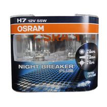 Kit Lampada Osram Cool Blue Intense H7 Super Branca 4200k