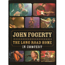 Dvd John Fogerty - The Long Road Home In Concert