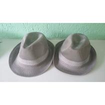 Chapéu Masculino De Aba Curta