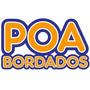 Patch Bordado Termocolante Detectop Personalizados Logotipo