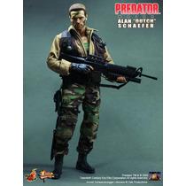 Hot Toys Predador Alan Dutch Schaefer Mms72