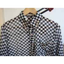 Camisa Quadriculada Xadrez Taxinhas
