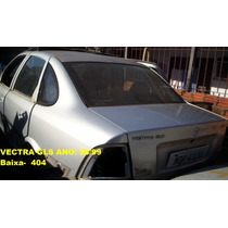 Alma Para-choque Vectra Gl Chevrolet 98/99 Traseiro