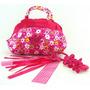 Kit Infantil Bolsa Prendedor Cabelo Bs007
