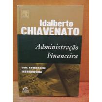 Livro Administração Financeira Idalberto Chiavenato