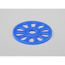Helical 121t Main Gear For 450 Size Helicopter - Blue Align