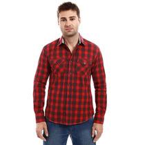 Camisa Flanelada Xadrez Masculina, Lançamento
