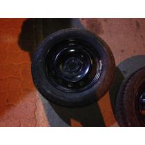 Estepe Roda Pneu Zero Aro 14 Fiat Punto Locker Palio Siena