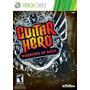 Jogo Guitar Hero Warriors Of Rock Xbox 360