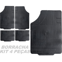 Tapete Borracha P/ Auto Honda New Civic 1999 2000 4pçs