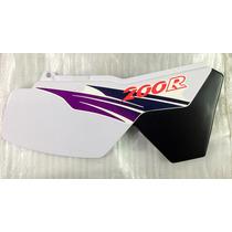Tampa Lateral Direita Branco Dt 200 R Original 4lr-f1720-30