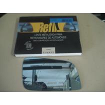 Lente Espelho Azul Retrovisor Astra 1999 Até 2012 Direito