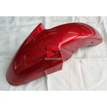 Paralama Dianteiro Dafra Speed150 Vermelho