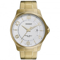 Relógio Orient Mgss1075 S2kx Masculino Dourado - Refinado