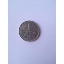 Moeda 1 Deutsche Mark - 1971