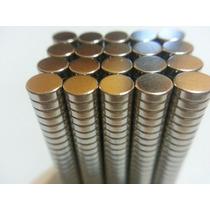 Ima De Neodímio / Super Forte / 5mm X 1,5mm * 20 Peças *