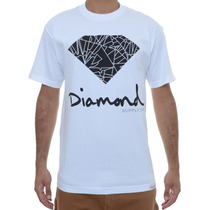 Camiseta Masculina Diamond Especial Simplicity