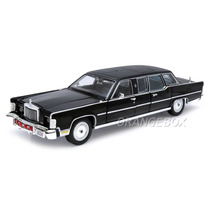 Lincoln Continental Reagan Car 1972 1:24 Yat Ming 24068