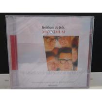 Nenhum De Nós, Cd Maxximum - O Melhor, Coletânea 20 Faixas