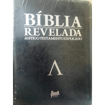 Bíblia Revelada Alpha - At - Preta Di Nelson Vs X Vs