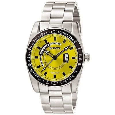 9402cd60cc6 Relógio Invicta Original Amarelo E Preto Lindo Exclusivo. R  1499