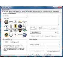 Software Atualizado Para Zed Bull - 107 Modulos - Novo!!!