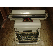 (only Wood) Maquina Escrever Antiga Remington Perfeita