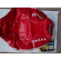 Yamaha Dt 180 81 À 85 Verm - Capa De Banco Modelo Original