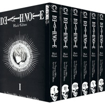 Mangá Death Note Black Edition Vol.2,,4 E 5 Lacrados!