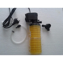 Filtro Interno Com Bomba Boyu Sp-2500 Ii 1400 L/h 220v
