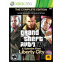 Gta - Grand Theft Auto Iv: The Complete Edition - Xbox 360