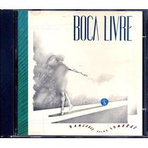 Boca Livre Cd Dançando Pelas Sombras 1992