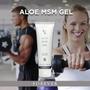 Aloe Msm Gel (metil Sufonil Metano)
