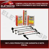 Cabo De Vela Ngk Fiat Idea 1.8 16v Bicombustível 2011 Em Dia