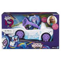 Carro My Little Pony Equestria Girls Dj Pon-3 Rainbow Rocks