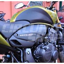 Adesivo Protetor Tanque Lat Full Moto Honda Hornet Fretfree