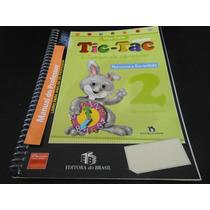Tic Tac É Tempo De Aprender Nat.sociedade (para Professores)