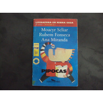R/m - Livro - Literatura Em Minha Casa 8 Serie Vol 2 Pipocas