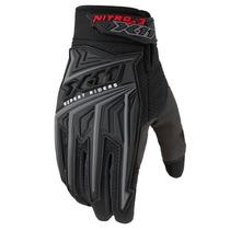 Luva X11 Motociclista Nitro 3 - Original - Promoção - Preta