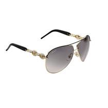 Gucci Gg 4230/s Wrueu Black Gold Novo Original Frete Gratis
